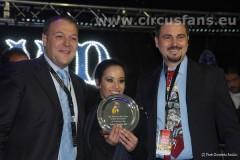 1° Trofeo Circusfans Latina 2009 Sue Ellen Sforzi ev