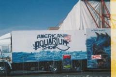 American Aquarium Show Ladispoli 1991 foto L. Ricci st