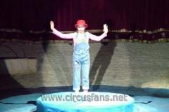 American Circus Milano 23-12-05 Vanoli sp