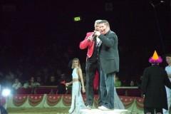 American Circus Milano festa 31-12-05 Vanoli sp