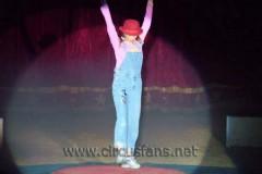 American Circus Verona 11-11-07 matinee Vanoli sp