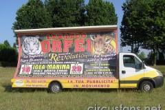 Armando Orfei Revolution (soc. A. Orfei + Kevin Niemen) ps