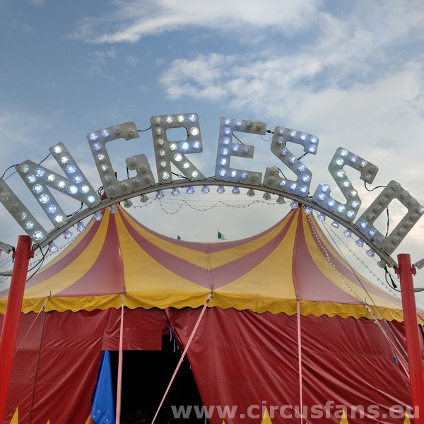 Circus Verona 2021