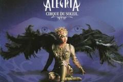 Cirque du Soleil: Alegria Roma, 20/04/2006 ev