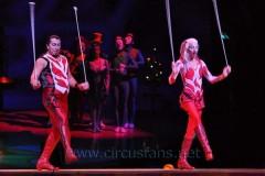 Cirque du Soleil: Saltimbanco sp