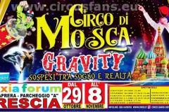 circo di Mosca Brescia 2020