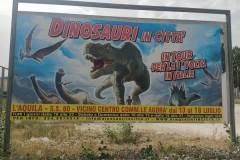 Dinosauri in Città di Davide Canestrelli st