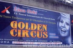 Golden Circus Festival di Liana Orfei ps