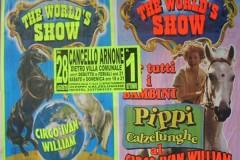 Ivan William The World's Show  Ivan La Veglia e Carla Perris ps