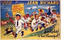 Cirque_jean_richard_poster_19571