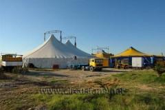 Le Cirque Mondial Italien fam Rossi novembre 2006 Matinee S Rossi st