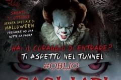 Oblio Horror Circus soc Martino + Bellucci ps