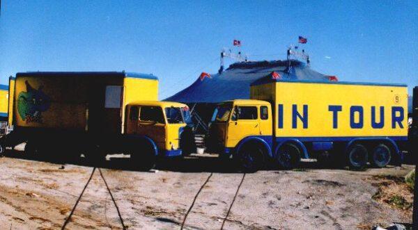 22/11/1999: UNA NUOVA PIAZZA PER IL CIRCO PAOLO ORFEI (Darix Martini + Dell'Acqua)