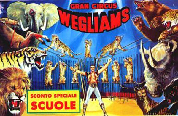 19/10/2003: CIRCO WEGLIAMS (famiglia Formisano)