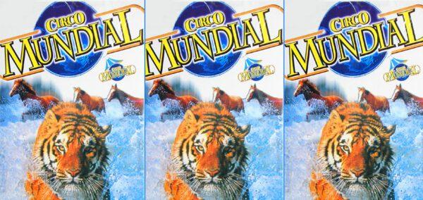 3/03/2000: IL CIRCO MUNDIAL IN PAUSA