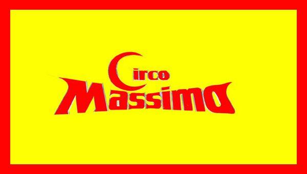 """28/01/2000: """"CIRCO MASSIMO"""" SOTTO AL TENDONE DI MOIRA"""