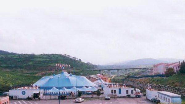 1/03/2000: CIRCO BELLUCCI IN SARDEGNA