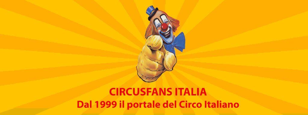 4/11/2001: IL CIRCUSFANS E LA CONVENTION DI LATINA