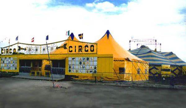 Circo Sandra Orfei