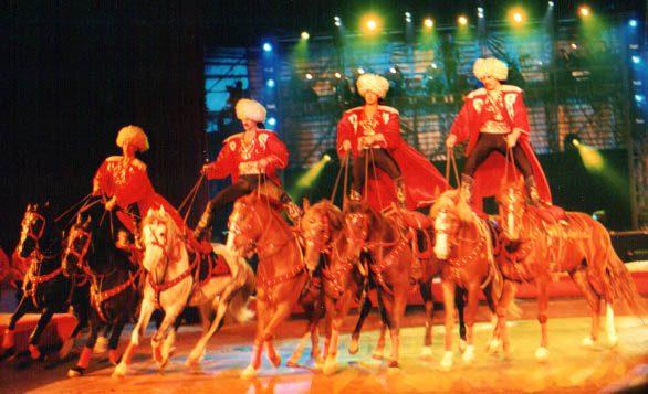 8/01/2002: 18° GOLDEN CIRCUS FESTIVAL: PROGRAMMA e VINCITORI