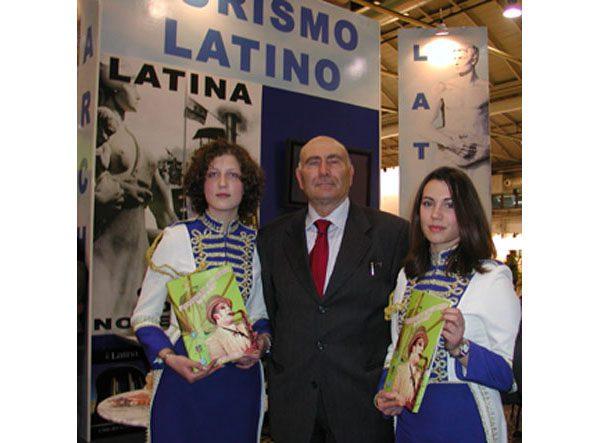 22/02/2002: IL FESTIVAL DI LATINA ALLA B.I.T. di MILANO