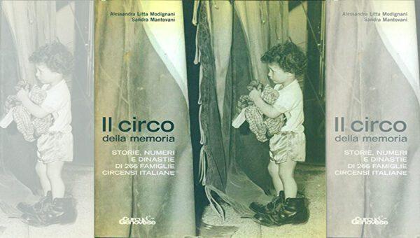 """23/01/2003: Recensione del libro """"Il Circo della Memoria"""" di Alessandra Litta Modigliani"""