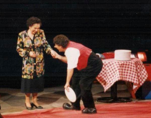 05/09/2003: E' MORTA LUCINA CASARTELLI