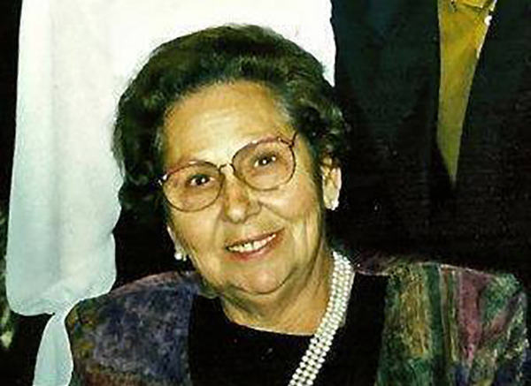 06/09/2003: Lucina Casartelli: le condoglianze del C.A.de.C.
