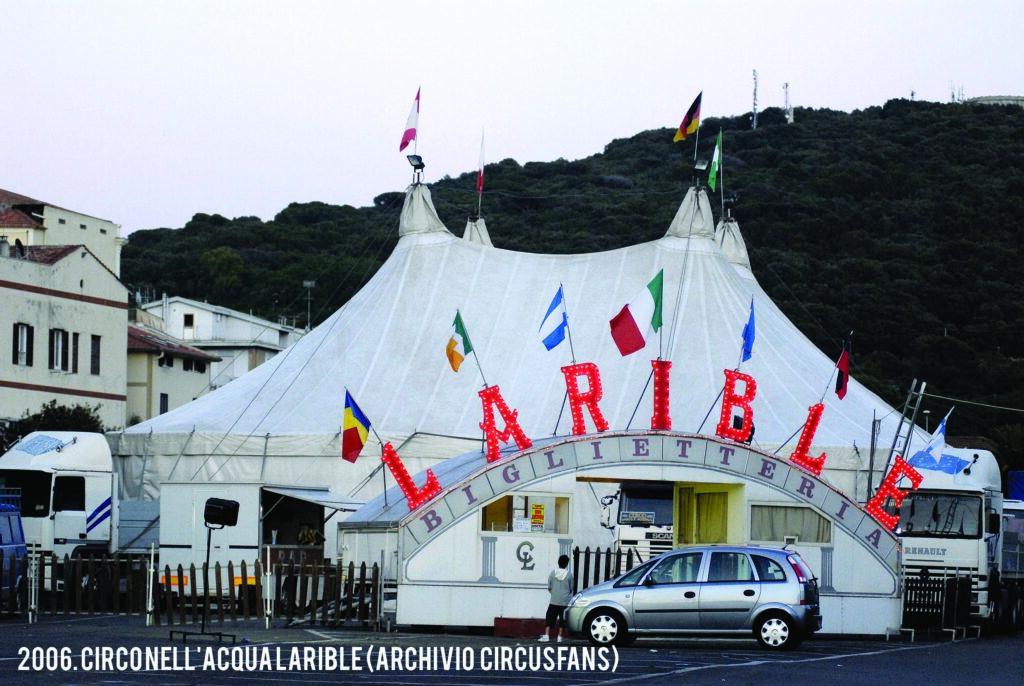 circo nellacqua larible 2006