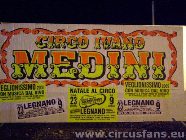 circo ivano medini
