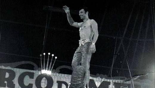 Stampa: Circo Americano, è scomparso Willy Togni, uno dei fondatori
