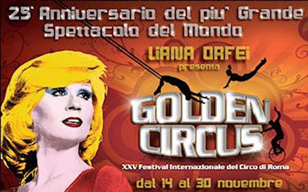 XXV GOLDEN CIRCUS FESTIVAL: programma e foto del debutto