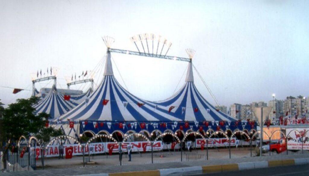 circo Mundial Alessandrini a Cipro