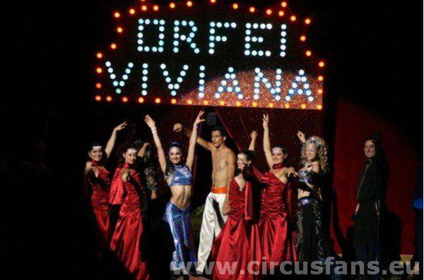 circo Viviana Orfei