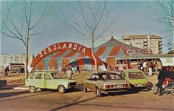 1979-1983. ZEROLANDIA, RENATO ZERO, I TOGNI E IL CIRCO