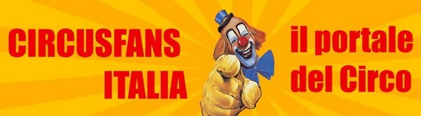 CANALE YOUTUBE DI CIRCUSFANS