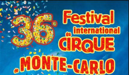 36° FESTIVAL DI MONTE-CARLO