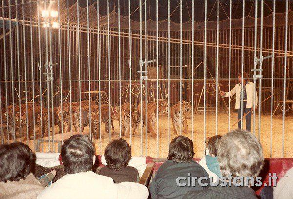 ARCHIVIO STORICO: CIRCO EMBELL RIVA 1982!