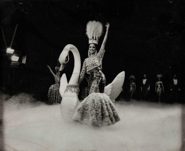 VIDEO: IL CIRCO SUL GHIACCIO DI MOIRA ORFEI NEL 1973