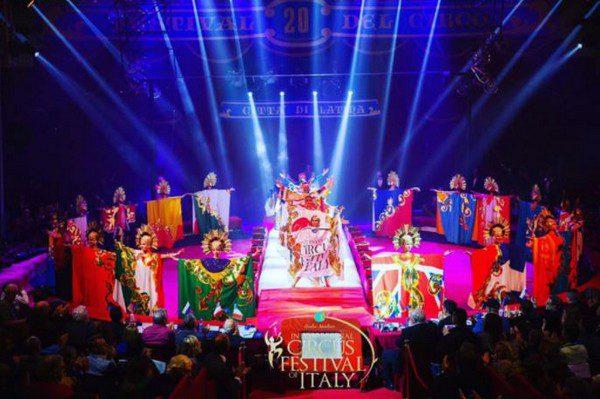 20 anni del Festival Internazionale del Circo d'Italia