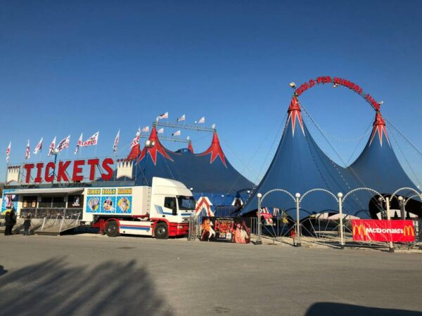 Imperial Royal Circus Lucca 2019-20