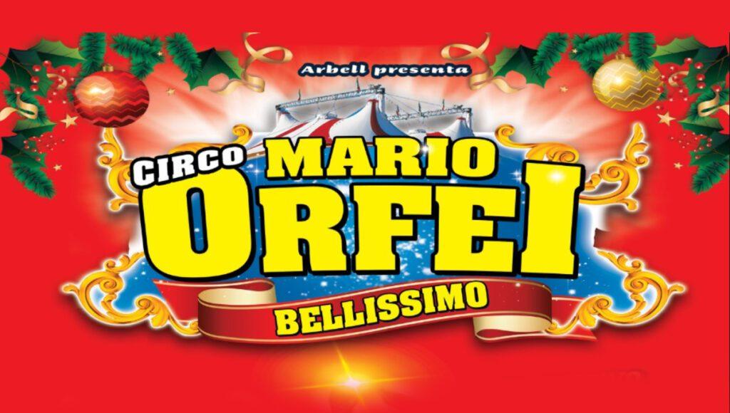 CIRCO MARIO ORFEI  (Soc. A. Bellucci+Canestrelli e Gravagna): Il programma di Milano