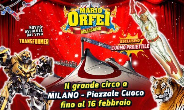 CIRCO MARIO ORFEI (A. Bellucci + Fam. Canestrelli e Gravagna): Proroga a Milano