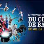 8° FESTIVAL DI BAYEAUX - IL VIDEO PER IL CIRCO ENTRA IN CASA