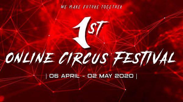 1° ONLINE CIRCUS FESTIVAL – TOP 100: SORTEGGIO GIURATI