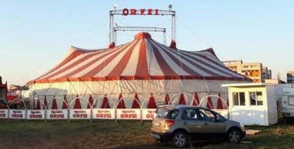 Circo Romina Orfei - foto di repertorio