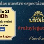 IL CIRCO ENTRA IN CASA - RALUY LEGACY