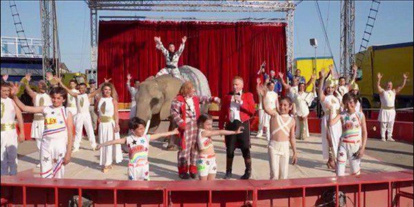 Circo Orfei di Darix Martini