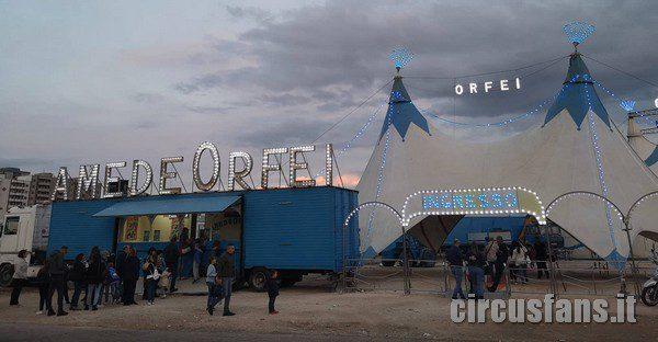 Ortelle: circo fermo da oltre un mese, artisti e animali in difficoltà: il Comune fa partire la raccolta fondi