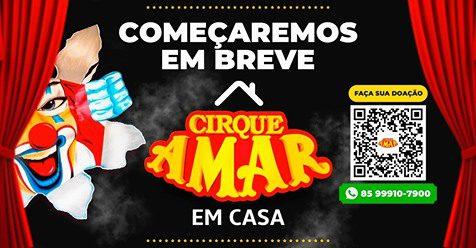 CIRQUE AMAR – IL CIRCO ENTRA IN CASA